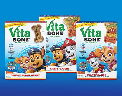 Vita Bone Paw Patrol Dog Biscuits