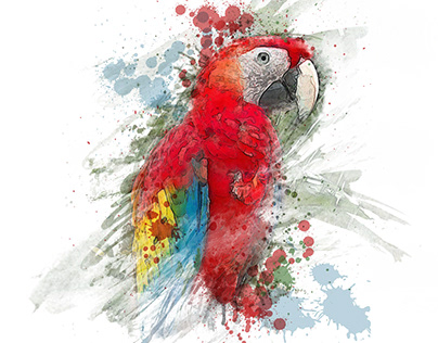 Watercolor Effect 01.