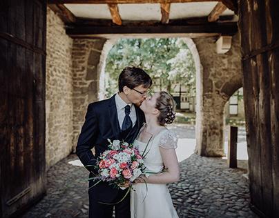 Lina & Jarrit - Hochzeitsreportage - Braunschweig