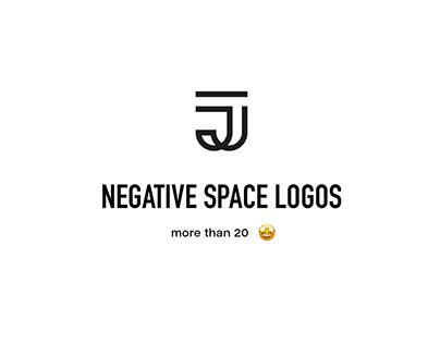 Negative Space Logos