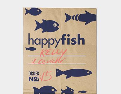 Happy Fish food truck