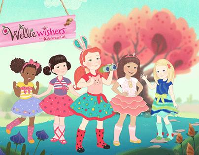WellieWishers Animation