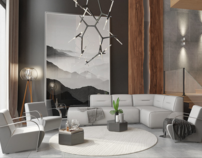 Photorealistic 3D Renders for Furniture Company