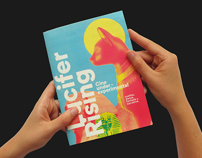Lucifer Rising / Poster + Pressbook + Souvenir