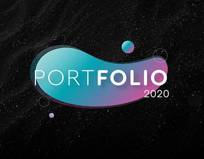 Portfolio diseño gráfico - 2020