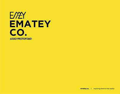 Logo Portofolio Ematey Studio