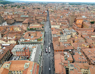 Bologna, Italy (#EYE2016)