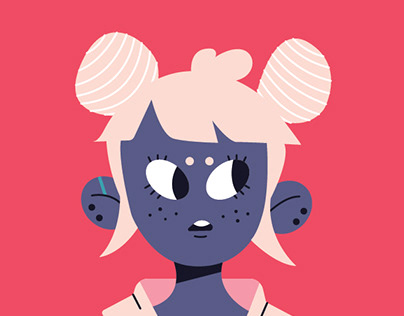Digitalized Character