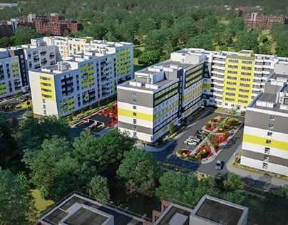 Companion residential complex