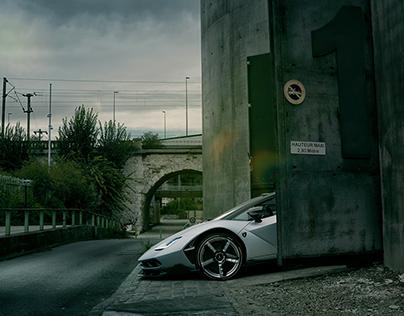 Lamborghini Centenario by Steffen Jahn