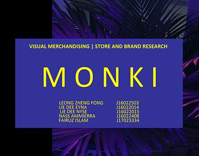 Monki Brand Research