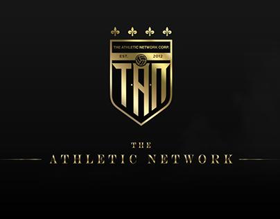 The athletic network Branding