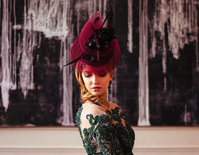 Alexandra Millenary hat's shop redesign