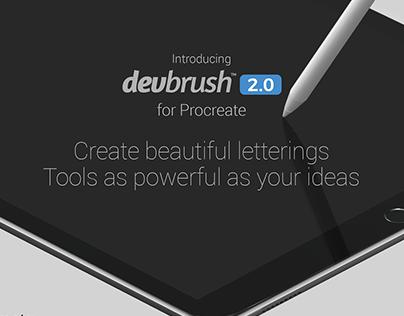DevBrush™ 2.0 for Procreate