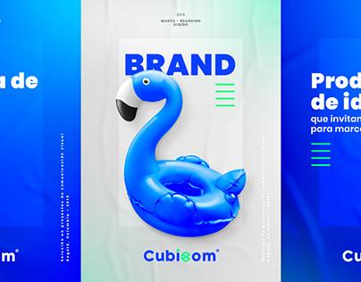 Brand Design - Cubicom