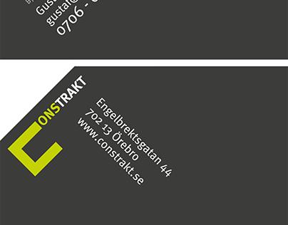 Constract graphic profile - 2013