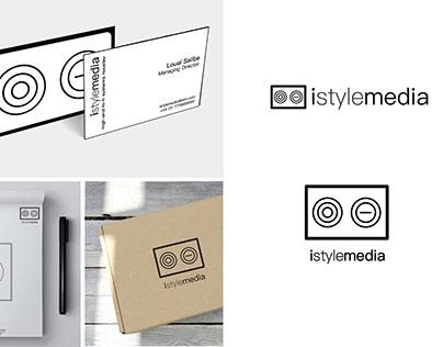 istylemedia logo design