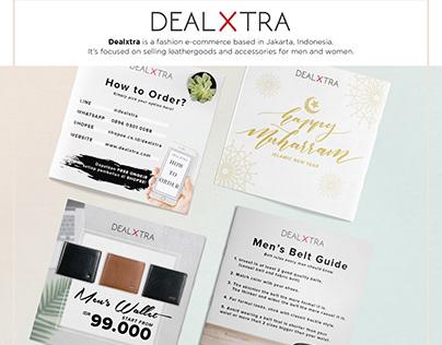 Dealxtra Social Media Editorial Plan