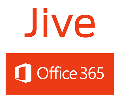 Jive integration with Office 365