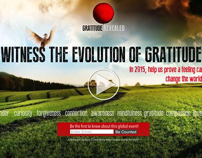 Website Design: Gratitude Revealed