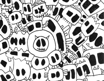 Large Drawings 2015