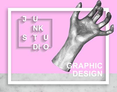Junk Studio | Brand Identity