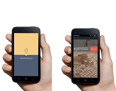 Fill in the Potholes & The Pothole Watch / Spothole App