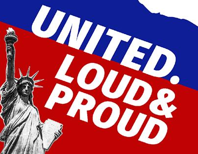 United. Loud & Proud