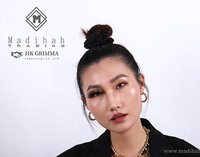 Custom Empty Eyelashes Packaging Box For Mink Eyelashes