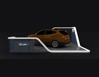 jac car stand 2016