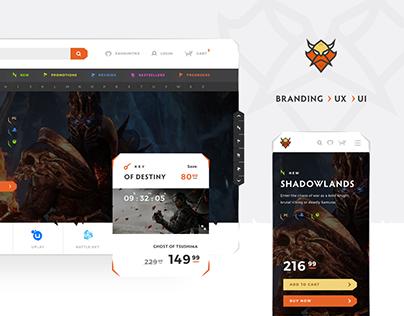 Game Vikings - Gaming Keys Website