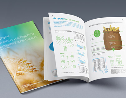 Booklet infographic