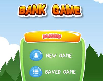 Bank game design from Nebula Studio LLC