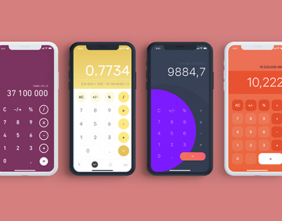 011. Week - Calculator App