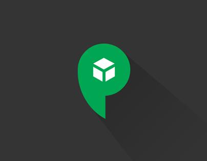 Логотип «Post2Go»