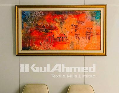 Interior Design - GulAhmed Textile Mills Limited