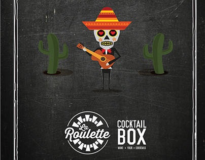 Cartilla- Cocktail Box - la Roulette