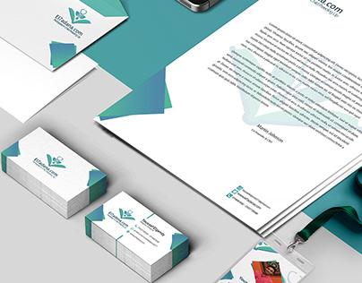 Brand Identity - El7adana.com