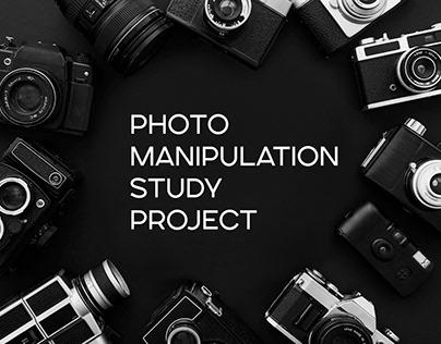 photo manipulation study project