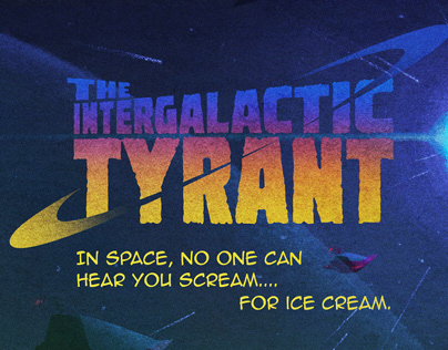 The Intergalactic Tyrant - Character design