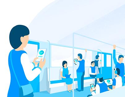 Boulé — blockchain voting platform