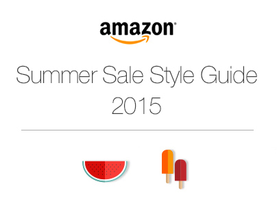Summer Sale Style Guide 2015