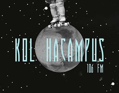 Radio app- kol ha campus