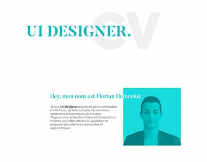 Florian H - CV