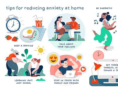 Reducing Anxiety at Home
