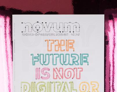 novum 10.16 »digital/analog«