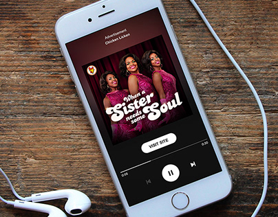 #NeedaSoulSister: Spotify Songs