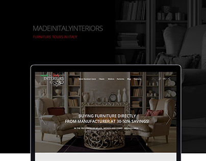Furniture tours to Italy