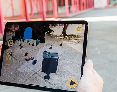 Shapies AR – Augmented Reality Game