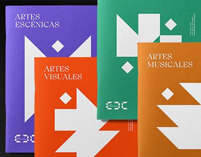 CDC /Casa de la Cultura — Visual Identity